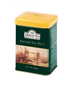 English Tea No 1 - ceai negru