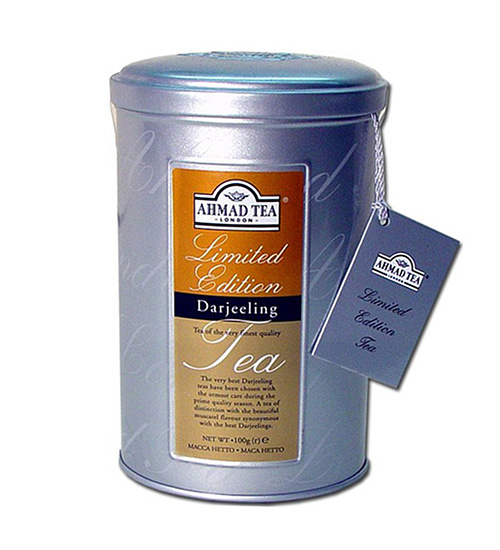 Darjeeling Tea - Ahmad Tea limited