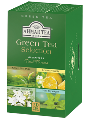Green Tea selection 397
