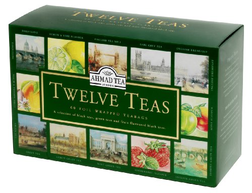 117-set 12 ceaiuri Twelve Teas